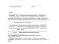 Акт налоговой камеральной проверки 1