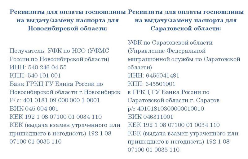 Электронная подача заявления на получение загранпаспорта